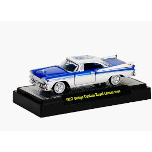 Dodge Royal Lancer 1957 AUTO-DREAMS 1/64 M2 Machines