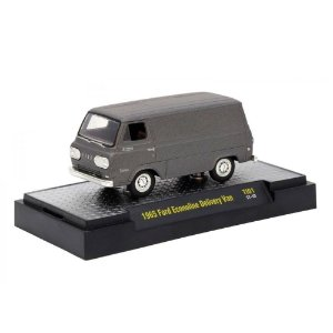 Ford Econoline Delivery Van TITANIUM 1965 1/64 M2 Machines