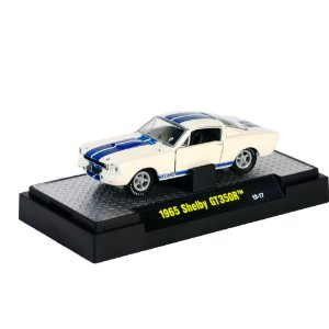 Shelby GT350R 1965 SHELBY 1/64 M2 Machines