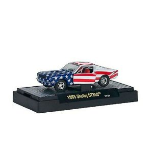 Shelby GT350 1965 1/64 M2 Machines