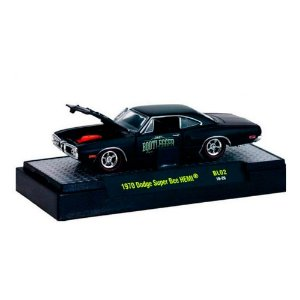 Dodge Super Bee Hemi 1970 BOOTLEGGER 1/64 M2 Machines