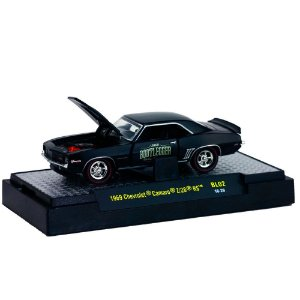 Chevrolet Camaro Z/28 RS 1969 BOOTLEGGER 1/64 M2 Machines