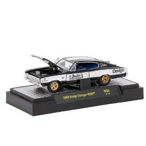 Dodge Charger Hemi 1966 MOPAR GARAGE 1/64 M2 Machines