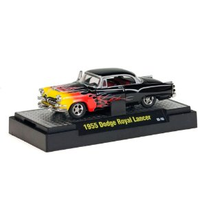 Dodge Royal Lancer 1955 AUTO-DREAMS 1/64 M2 Machines