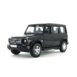 Mercedes-Benz G63 AMG Luz e Som 1/32 Hot Wheels
