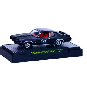 Pontiac GTO Judge 1969 AUTO-DREAMS 1/64 M2 Machines