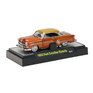 Ford Crestline Victoria 1953 1/64 M2 Machines