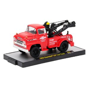 Chevrolet LCF Tow Truck 1958 AUTO-TRUCKS 1/64 M2 Machines