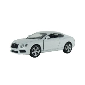 Bentley Continental GT V8 Luz e Som 1/32 Hot Wheels