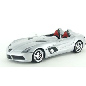 Mercedes-Benz SLR Luz e Som 1/24 California Action