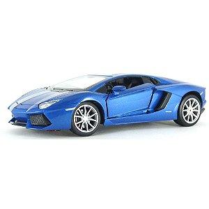 Lamborghini Adventador Coupe Luz e Som 1/24 California Action