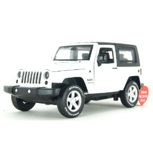 Jeep Wrangler Luz e Som 1/32 California Action