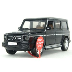 Mercedes-Benz G350D Luz e Som 1/32 California Action