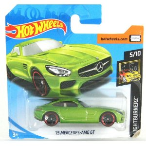 Mercedes-AMG GT 2015 Nightburnerz 1/64 HotWheels