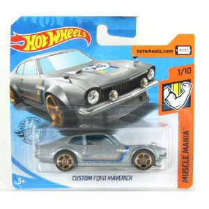 Ford Maverick Custom Muscle Mania 1/64 HotWheels