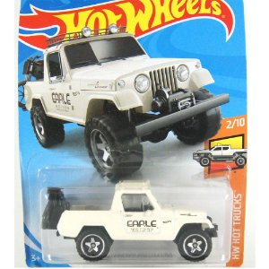 Jeepster Commando 1967 HW Hot Trucks 1/64 HotWheels