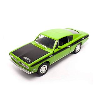 Plymouth Barracuda 1969 1/18 Signature