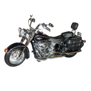 HD: FLSTC Heritage Softail Classic (2012) 1/12 Highway61