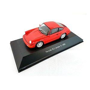 Porsche 911 Carrera 4 1991 1/43 Atlas