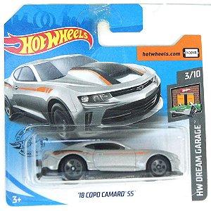 2018 Copo Camaro SS HW Dream Garage 164 HotWheels