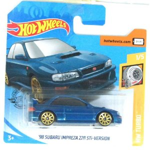 1998 Subaru Impreza 22B Sti-Version HW Turbo 164 HotWheels
