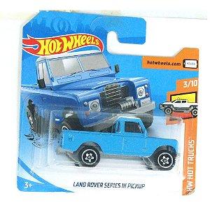 Land Rover Series III Pickup HW Hot Trucks 164 HotWheels