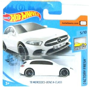 2019 Mercedes-Benz Classe A Factory Fresh 164 HotWheels