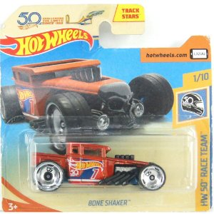 Bone Shaker HW 50 Race Team 1/64 Hot Wheels