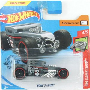 Bone Shaker HW Game Over 1/64 Hot Wheels