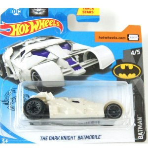 The Dark Knight Batmobile Batman 1/64 Hot Wheels