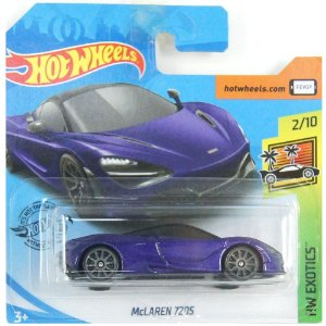 McLaren 720S HW Exotics 1/64 Hot Wheels