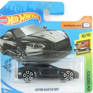 Aston Martin DB5 HW Exotics 1/64 Hot Wheels