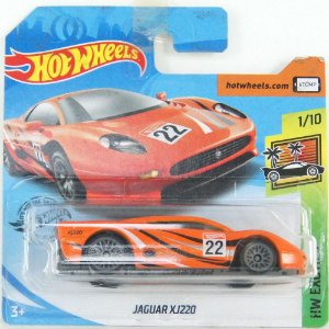 Jaguar XJ220 HW Exotics 1/64 Hot Wheels