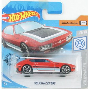Volkswagen SP2 Volkswagen 1/64 Hot Wheels