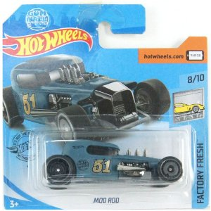 Mod Rod Factory Fresh 1/64 Hot Wheels