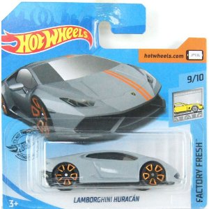 Lamborghini Huracán Factory Fresh 1/64 Hot Wheels