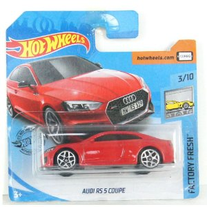 Audi R5 5 Coupe Factory Fresh 1/64 Hot Wheels