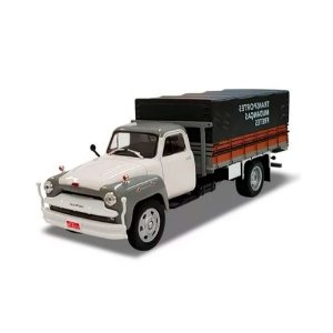 Chevrolet Brasil 6500 - Transporte e Mudanças 1/43 Salvat