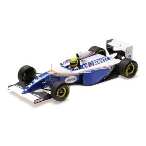 Williams Renault FW16 San marino 1994 A. S. 1/18 Minichamps