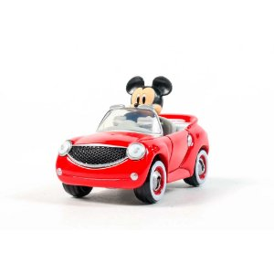 MICKEY ROADSTER RACERS 1/64 Tomica
