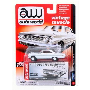 Ford Galaxie 500XL 1964 1/64 Auto World