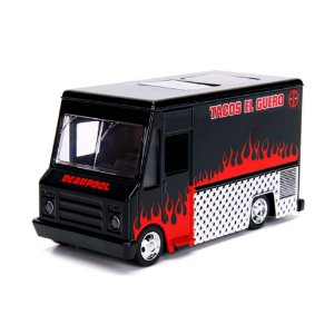 Taco Food Truck Deadpool 1/32 Jada Toys