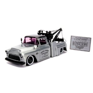 1955 Chevy Stepside Custom Kings Jada 20 anos 1/24 Jada Toys