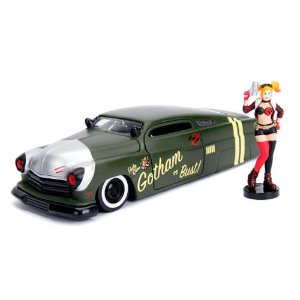 1951 Mercury Arlequina com Boneco 1/24 Jada Toys