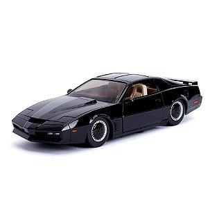 Carro Super Máquina Knight Rider 1/24 Jada Toys