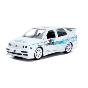 Miniatura do 1995 Volkswagen Jetta Jesse Fast and Furious 1/32 Jada Toys