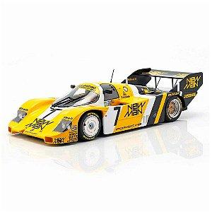 Porsche 956K Joest Racing - Pescarolo/Johansson/Senna - 1000km Nürburgring 1984 1/18 Minichamps