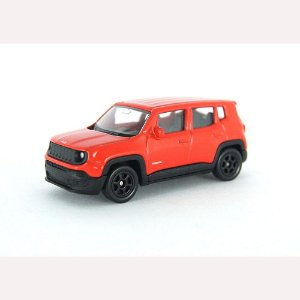 Jeep Renegade 1/64 California Minis