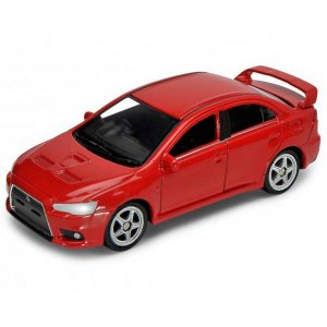 Mistubishi Lancer Evolution X 1/64 California Minis