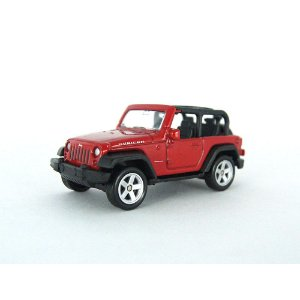 Jeep Wrangler Rubicon 1/64 California Minis